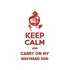 Keep Calm - Enochian Banishing by JennHolton