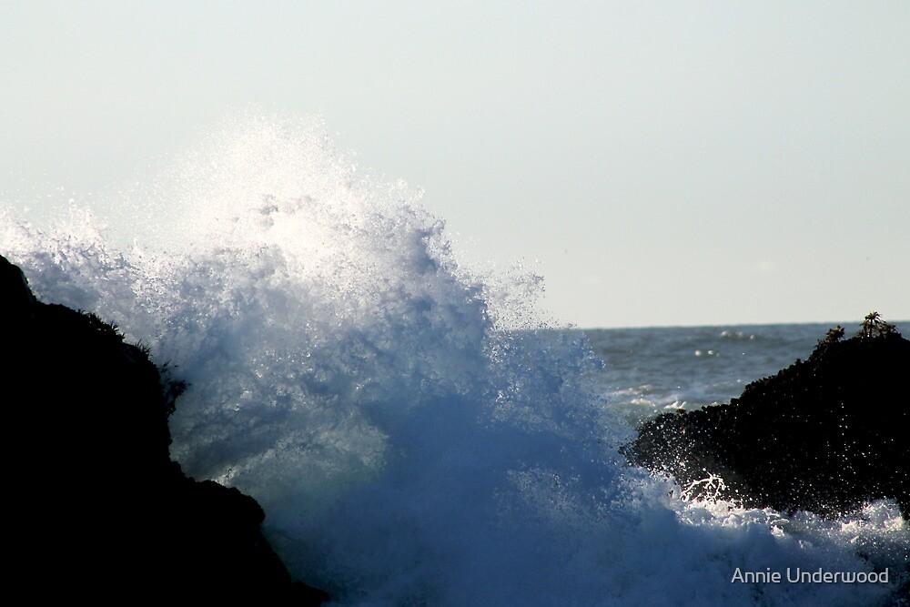 Splashing by Annie Underwood