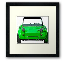 VW Buggy Framed Print