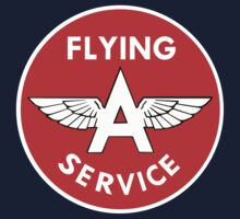 Flying A Service by GasGasGas