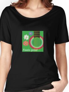 Guitar feel good Women's Relaxed Fit T-Shirt