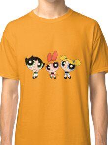 Powerpuff Girls Classic T-Shirt