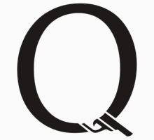 OOQ Logo - Skyfall 007 + Q by kinxx
