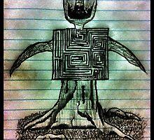 Tree Labyrinth  by Chris Savage