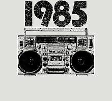 1985 Boombox Art Unisex T-Shirt