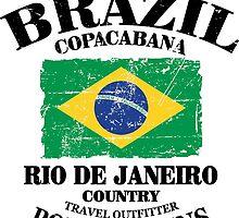 Brazil by Port-Stevens