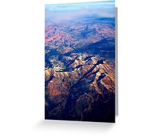 Rocky Mountains Greeting Card