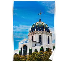 Domed Chapel Poster