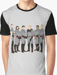 The Knights of Camelot, Merlin Graphic T-Shirt