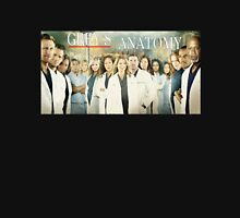 Grey's Anatomy-Cast Unisex T-Shirt