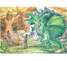 taxdragon Photographic Print