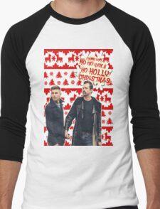 Stendan [Ho Ho Holly Xmas]] Men's Baseball ¾ T-Shirt