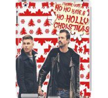 Stendan [Ho Ho Holly Xmas]] iPad Case/Skin