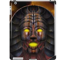 The Necromancer 001 iPad Case/Skin