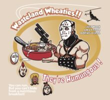 Wasteland Wheaties by Firepower