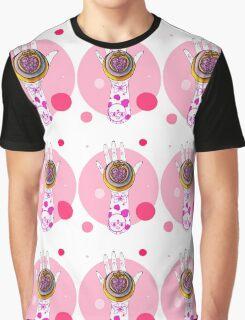 Chibi Moon Graphic T-Shirt