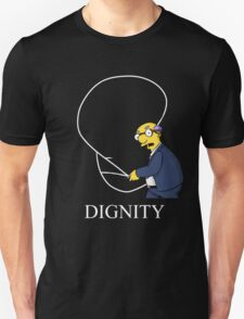 It's Dignity Black T-Shirt