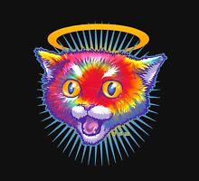 Hippie Kitty Angel Unisex T-Shirt