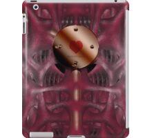 Heart (abiogenesis dreaming 003) iPad Case/Skin