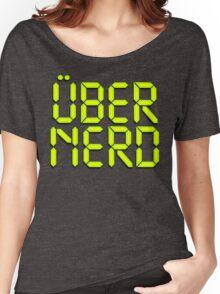 Uber Nerd (Über Nerd) Women's Relaxed Fit T-Shirt