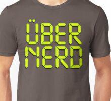 Uber Nerd (Über Nerd) Unisex T-Shirt