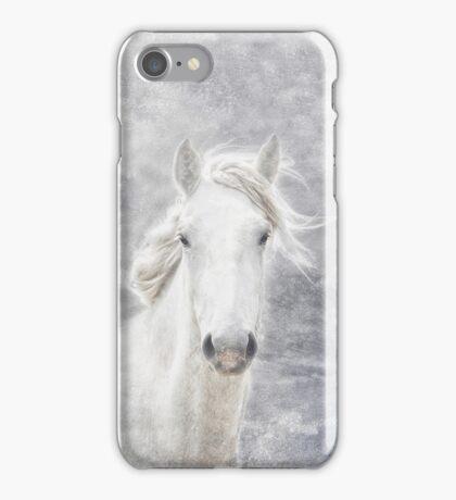 cheval de la Camargue iPhone Case/Skin