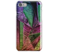 abstract copper iPhone Case/Skin