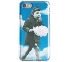Cloud munching  iPhone Case/Skin