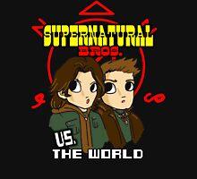 Supernatural Bros. Vs. The World!!! Unisex T-Shirt