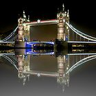 London Symmetry by Fern Blacker