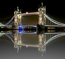 London Symmetry by fernblacker
