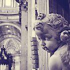 Rome III. In Saint Peter Basilica.  by sylvianik
