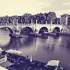 Rome VIII. Italy  by sylvianik