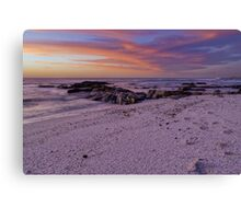 Twilight Sunset Canvas Print
