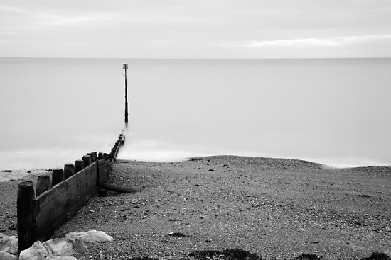 Morning at Kingsdown by Ian Middleton