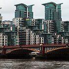 Mirror of London by Nathan Barlow