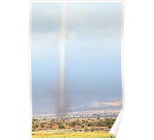 Spiral Wind Poster