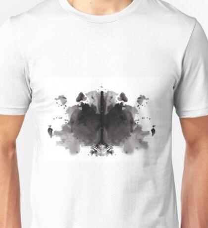 Rorschach test 04 Unisex T-Shirt