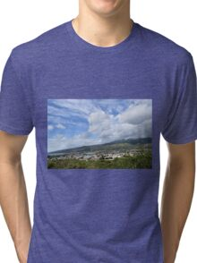 Cloudy hill Tri-blend T-Shirt