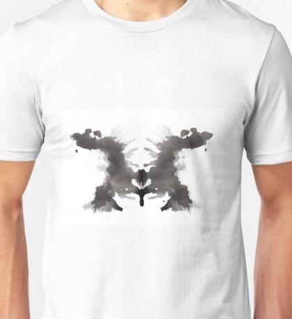 Rorschach test 03 Unisex T-Shirt
