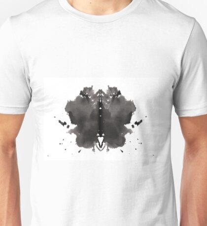 Rorschach test 02 Unisex T-Shirt