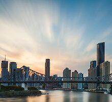 Brisbane Time Warp by Martin Canning
