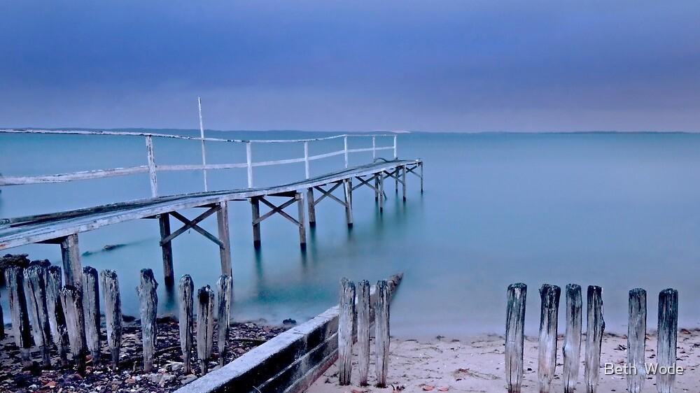 Ramshackled - Cleveland Qld Australia by Beth  Wode