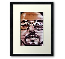 Geek Chic Framed Print