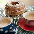 Gugelhupf and Coffee by Wolf Kettler