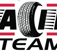 Racing Team Sticker