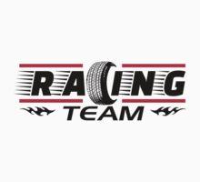 Racing Team One Piece - Short Sleeve