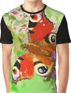 Wild nature - butterfly #2 Graphic T-Shirt