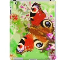 Wild nature - butterfly #2 iPad Case/Skin