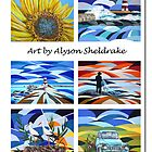 Art by Alyson Sheldrake by A3Art